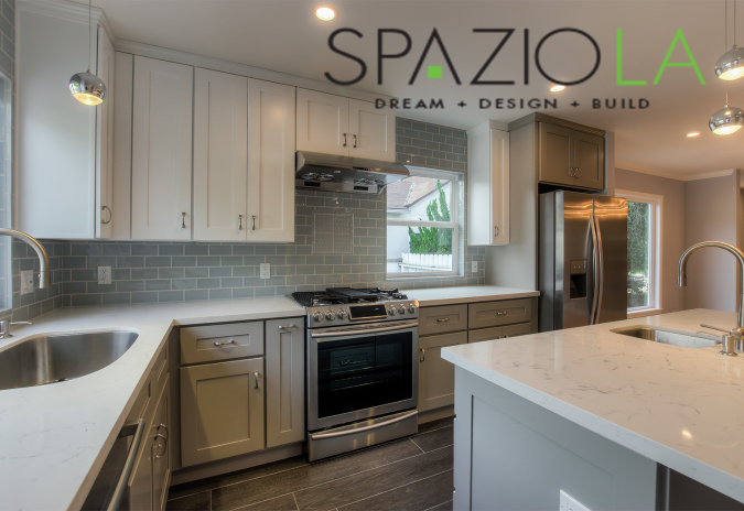 midvale kitchen and backsplash